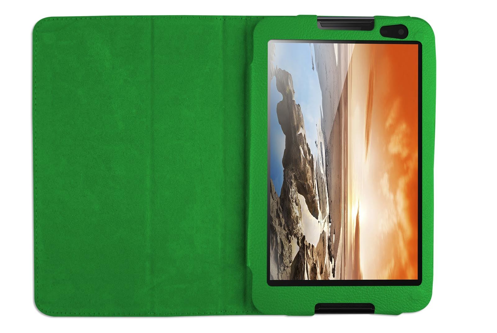Hellfire-Trading-Magnetic-PU-Leather-Case-Cover-for-Lenovo-IdeaTab-A8-50-A5500 Indexbild 23