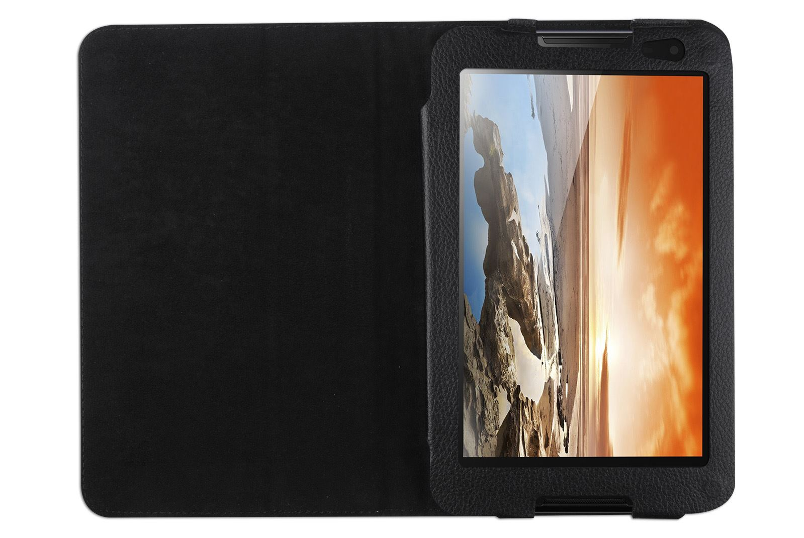 Hellfire-Trading-Magnetic-PU-Leather-Case-Cover-for-Lenovo-IdeaTab-A8-50-A5500 Indexbild 9