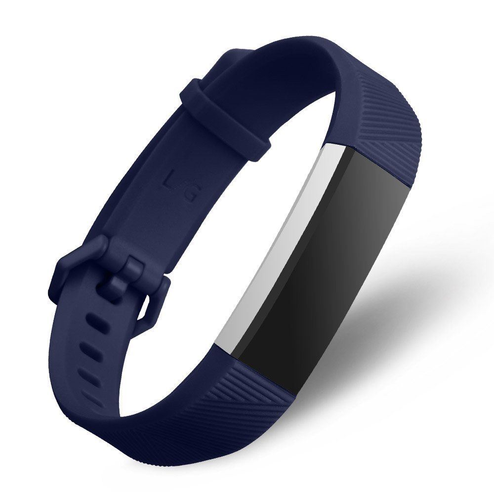 Replacement-Bracelet-Wristband-Strap-Wrist-Band-for-Fitbit-Alta-amp-Alta-HR-Buckle miniatura 11