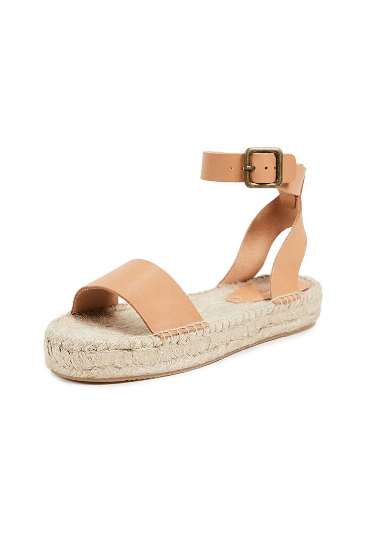 scegli il tuo preferito Soludos - Donna  Cadiz Sandals Sandals Sandals - Nude  grande sconto