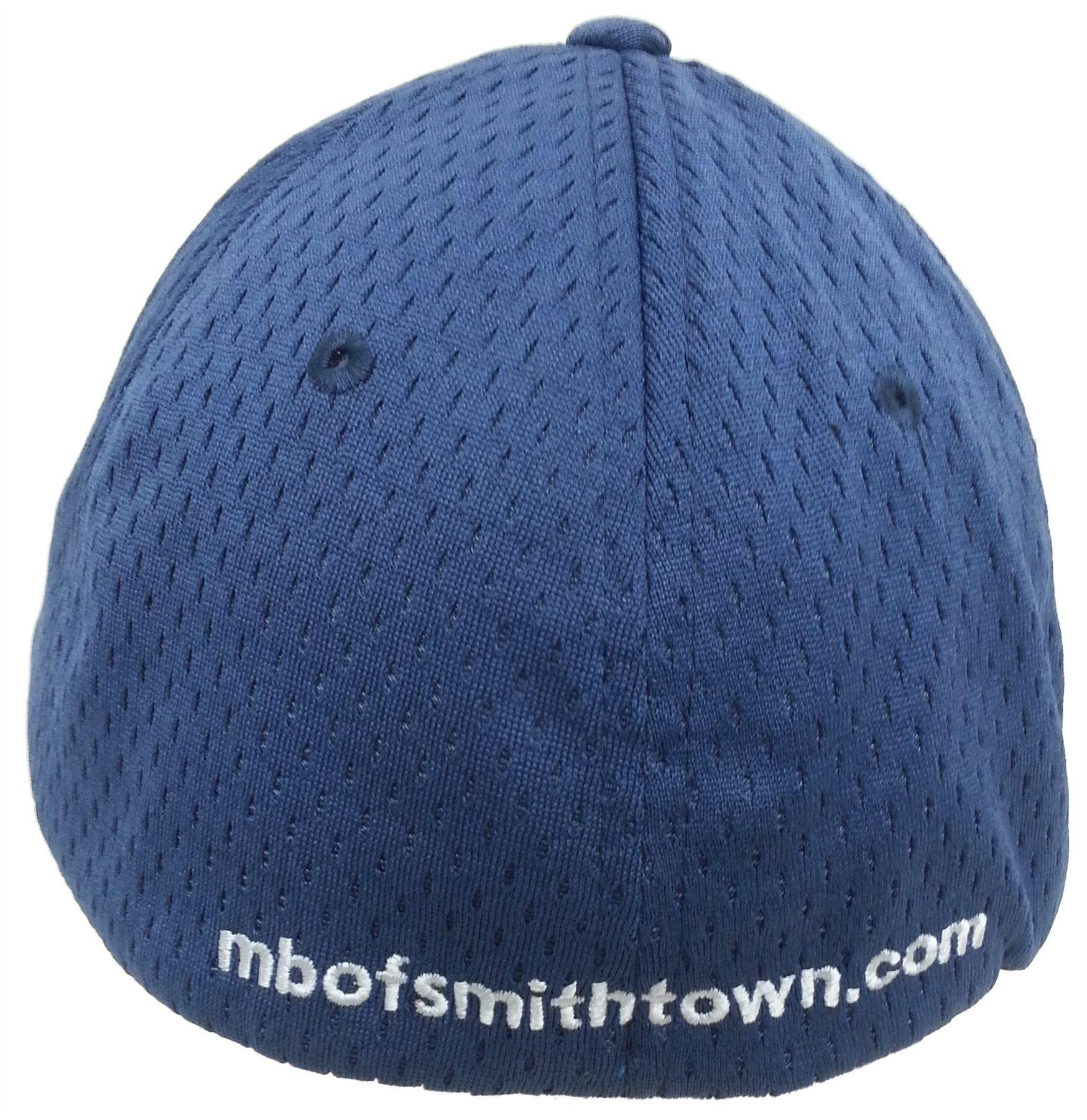 Mercedes benz black navy blue adult cotton mesh for Mercedes benz hat amazon