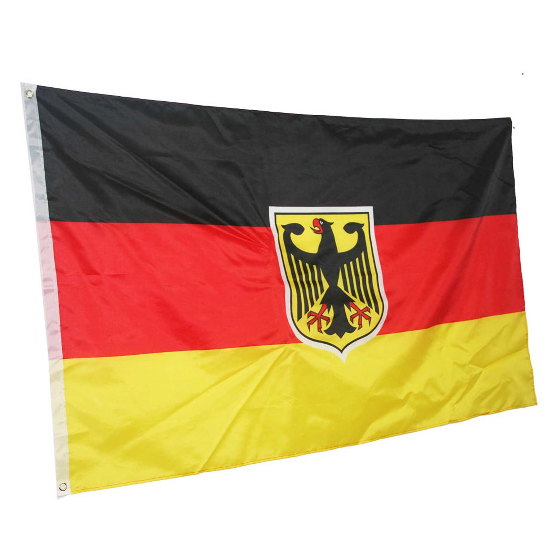 Large German Deutschland Eagle Hawk Flag 90 150Cm Party Decorations