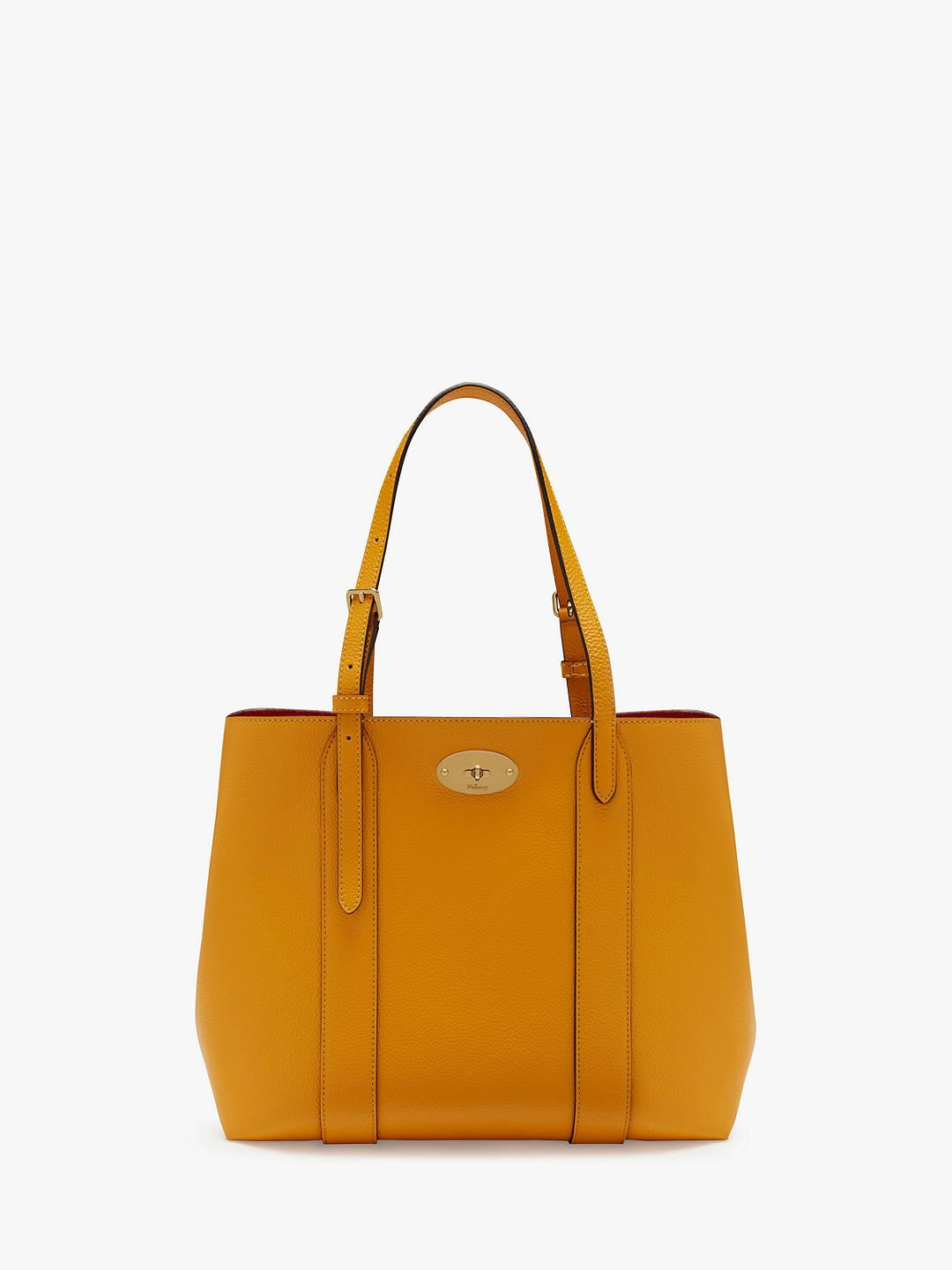 Mulberry Bayswater Small Leather Grab Bag 5054573145533  fcec6923b4796