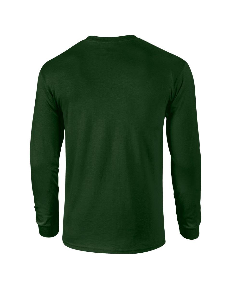 Gildan-Mens-Ultra-Cotton-Adult-Long-Sleeve-Plain-T-Shirt-Tshirt-Cotton-Tee-Shirt thumbnail 67