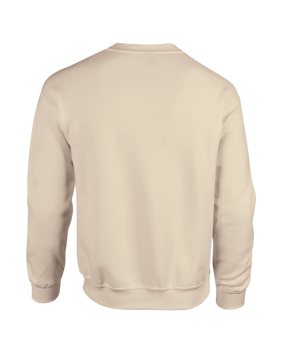 Gildan-Heavy-Blend-Adult-Crew-Neck-Pullover-Sweatshirt-Sweater-Workwear-Uniform thumbnail 150