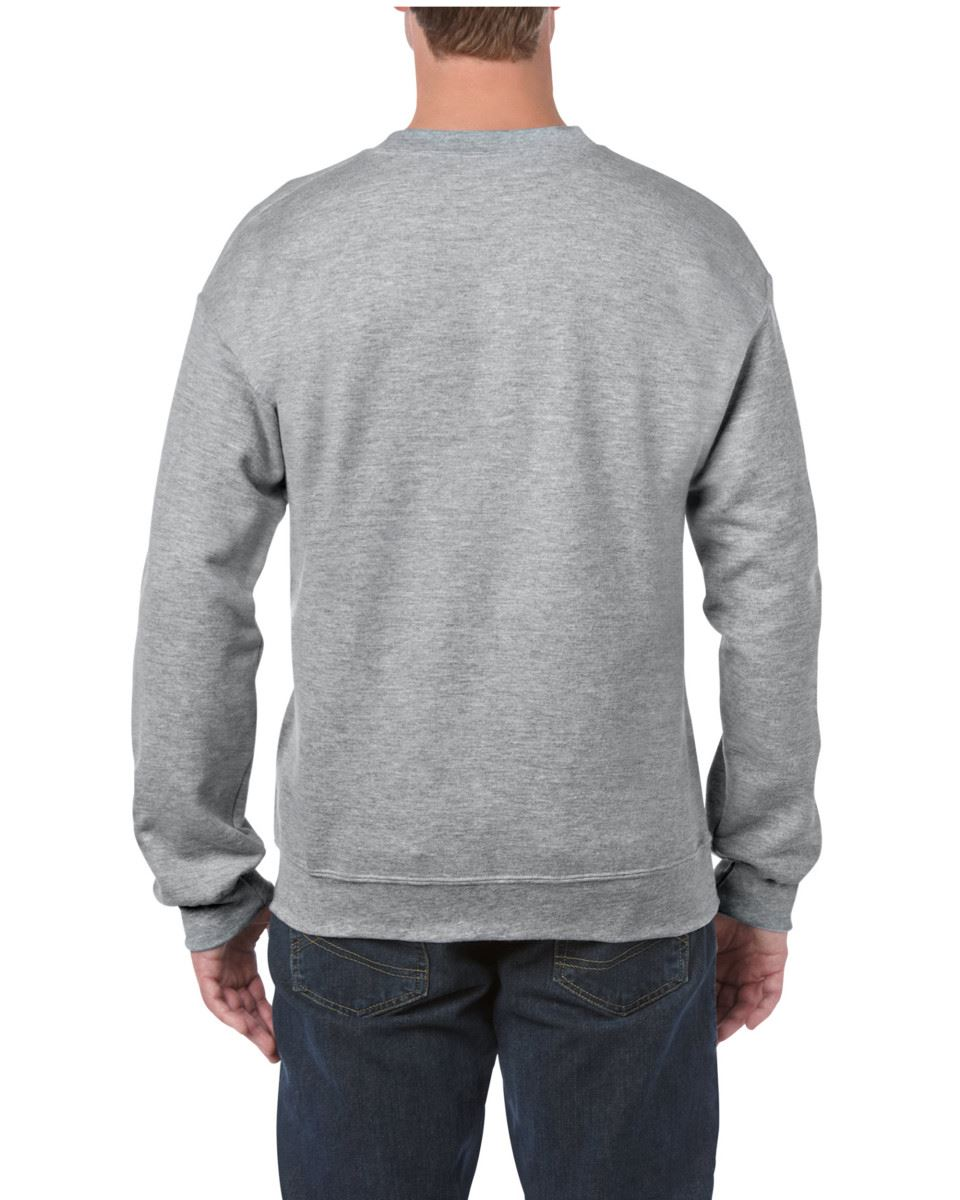 Gildan-Heavy-Blend-Adult-Crew-Neck-Pullover-Sweatshirt-Sweater-Workwear-Uniform thumbnail 14