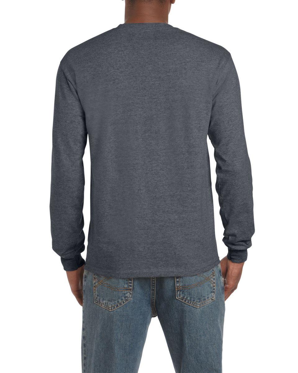 Gildan-Mens-Ultra-Cotton-Adult-Long-Sleeve-Plain-T-Shirt-Tshirt-Cotton-Tee-Shirt thumbnail 59