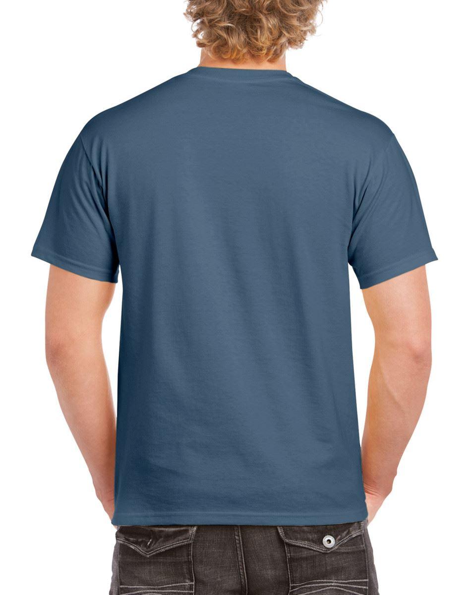 10-Pack-Plain-Gildan-Mens-Heavy-Cotton-Short-Sleeve-Plain-T-Shirt-Tee-T-Shirt thumbnail 100