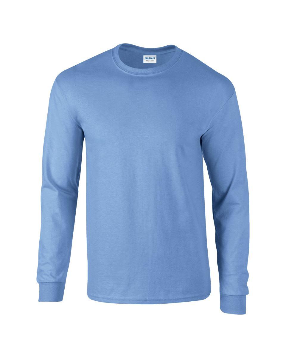 3-Pack-Gildan-Mens-Ultra-Cotton-Adult-Long-Sleeve-Plain-T-Shirt-Cotton-Tee-Shirt thumbnail 39