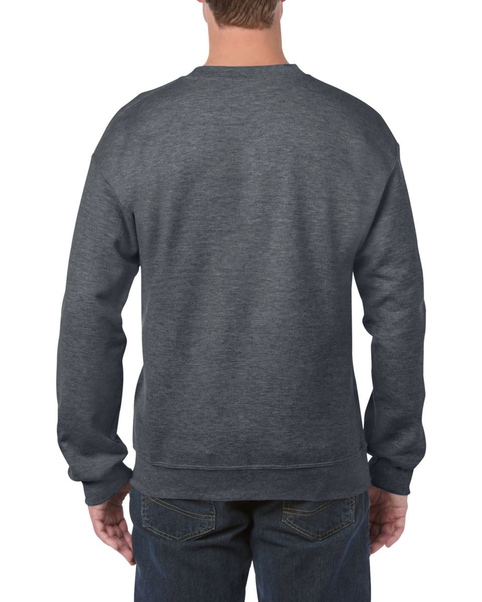 Gildan-Heavy-Blend-Adult-Crew-Neck-Pullover-Sweatshirt-Sweater-Workwear-Uniform thumbnail 66