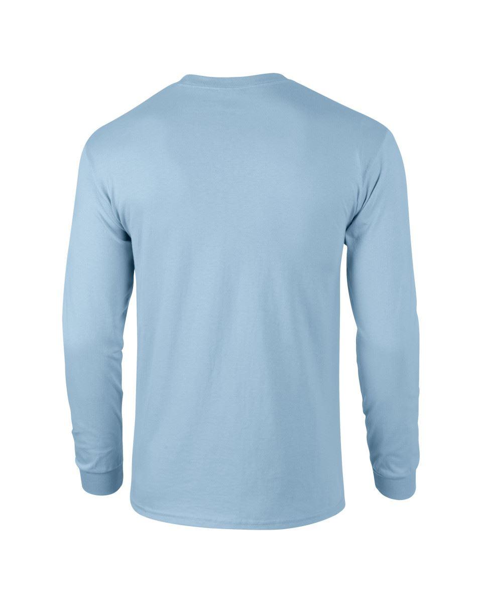 Gildan-Mens-Ultra-Cotton-Adult-Long-Sleeve-Plain-T-Shirt-Tshirt-Cotton-Tee-Shirt thumbnail 82