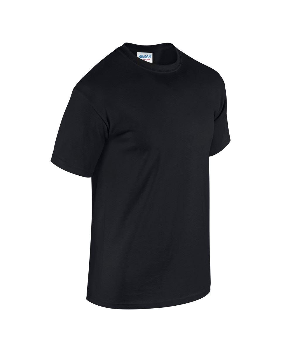 10-Pack-Plain-Gildan-Mens-Heavy-Cotton-Short-Sleeve-Plain-T-Shirt-Tee-T-Shirt thumbnail 10