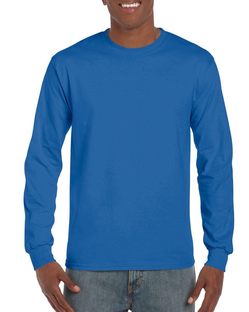 3-Pack-Gildan-Mens-Ultra-Cotton-Adult-Long-Sleeve-Plain-T-Shirt-Cotton-Tee-Shirt thumbnail 27