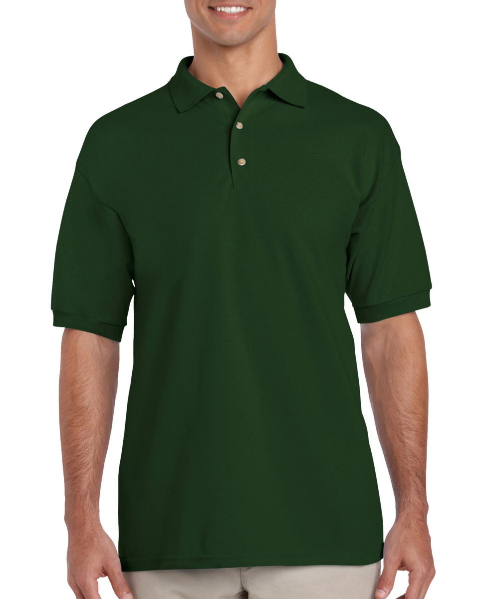5-Pack-Gildan-Ultra-Cotton-Adult-Pique-Plain-Polo-Shirt-Tee-T-Shirt-Ringspun thumbnail 24