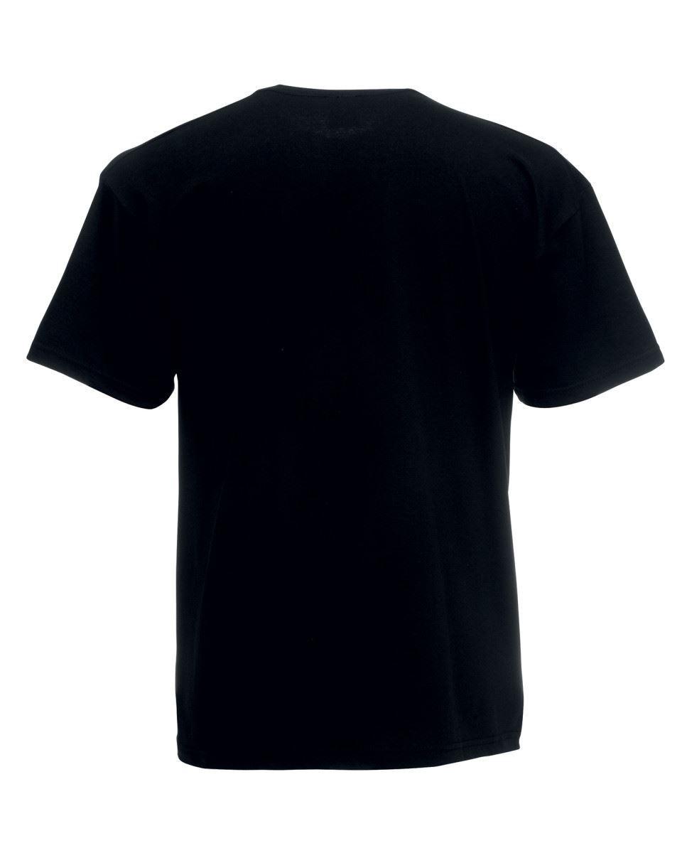 5-Pack-Men-039-s-Fruit-of-the-Loom-Plain-100-Cotton-Blank-Tee-Shirt-Tshirt-T-Shirt thumbnail 25