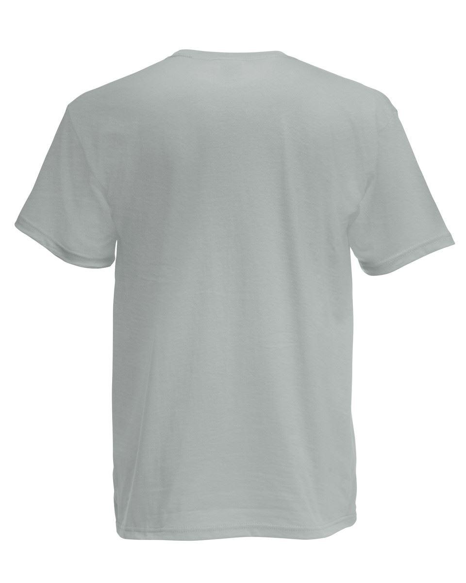 Fruit Of The Loom Super Premium T Shirt Heavy Cotton Blank Tee Shirt