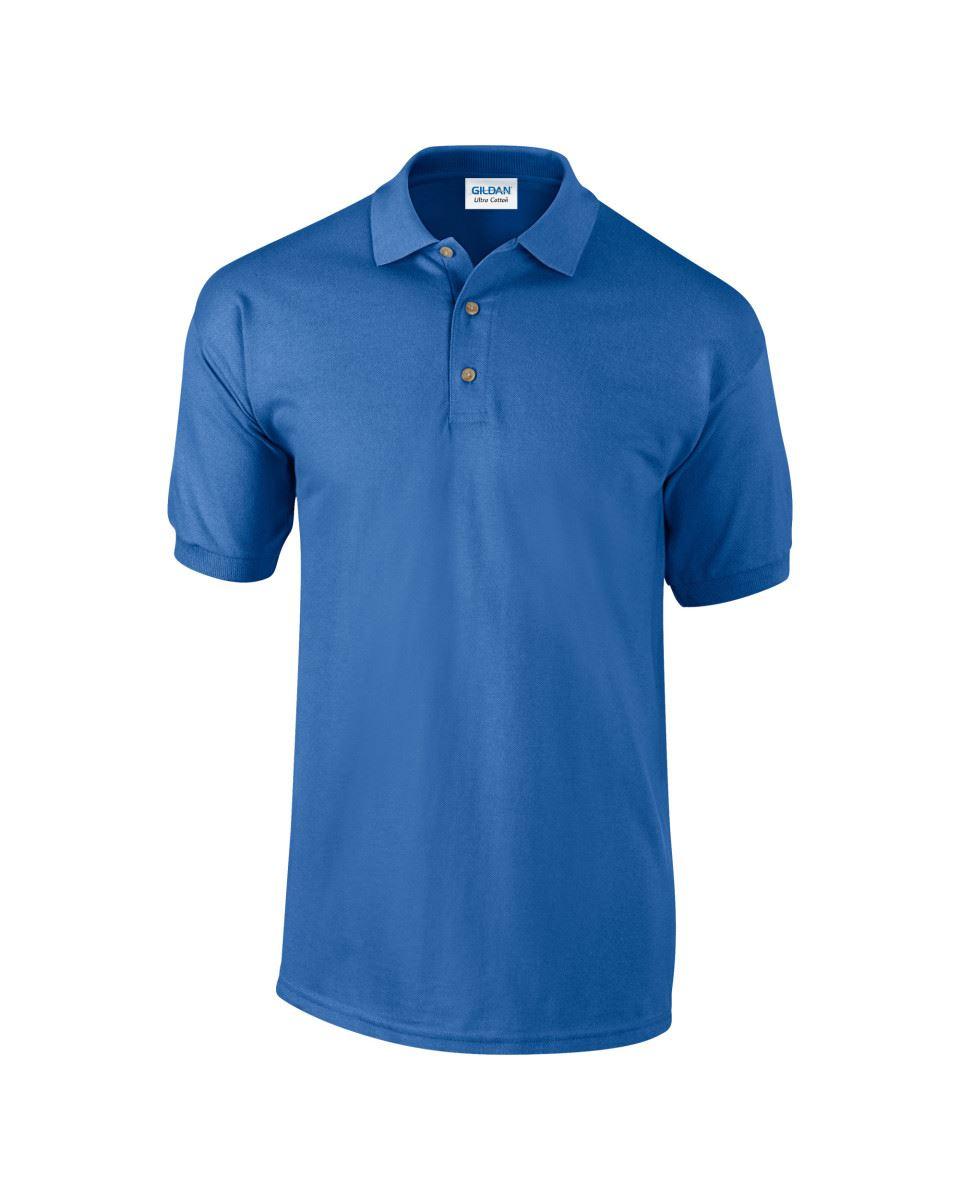 5-Pack-Gildan-Ultra-Cotton-Adult-Pique-Plain-Polo-Shirt-Tee-T-Shirt-Ringspun thumbnail 58