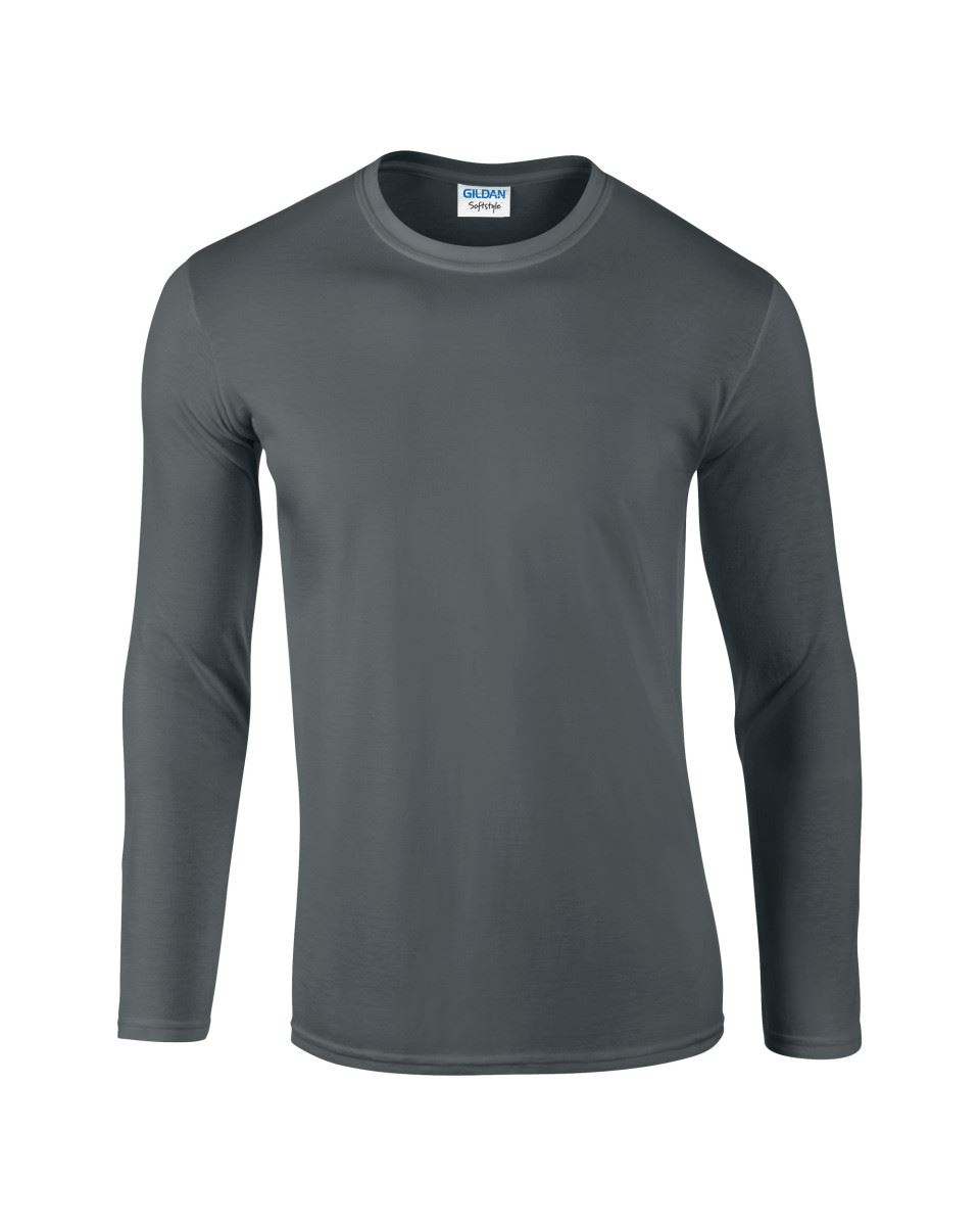 Gildan-MEN-039-S-LONG-SLEEVE-T-SHIRT-SOFT-COTTON-PLAIN-TOP-SLEEVES-CASUAL-NEW-S-2XL thumbnail 13