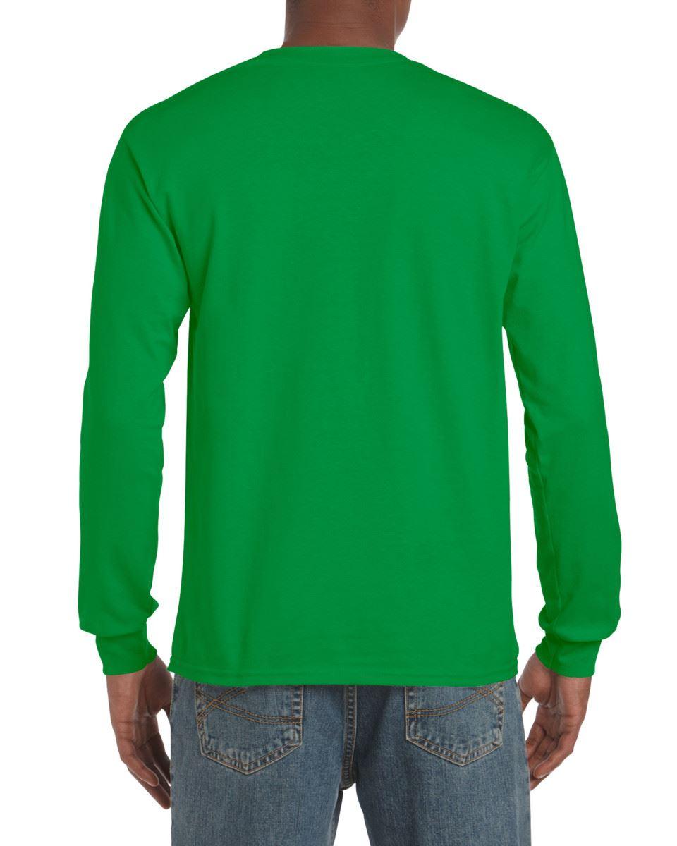 Gildan-Mens-Ultra-Cotton-Adult-Long-Sleeve-Plain-T-Shirt-Tshirt-Cotton-Tee-Shirt thumbnail 74