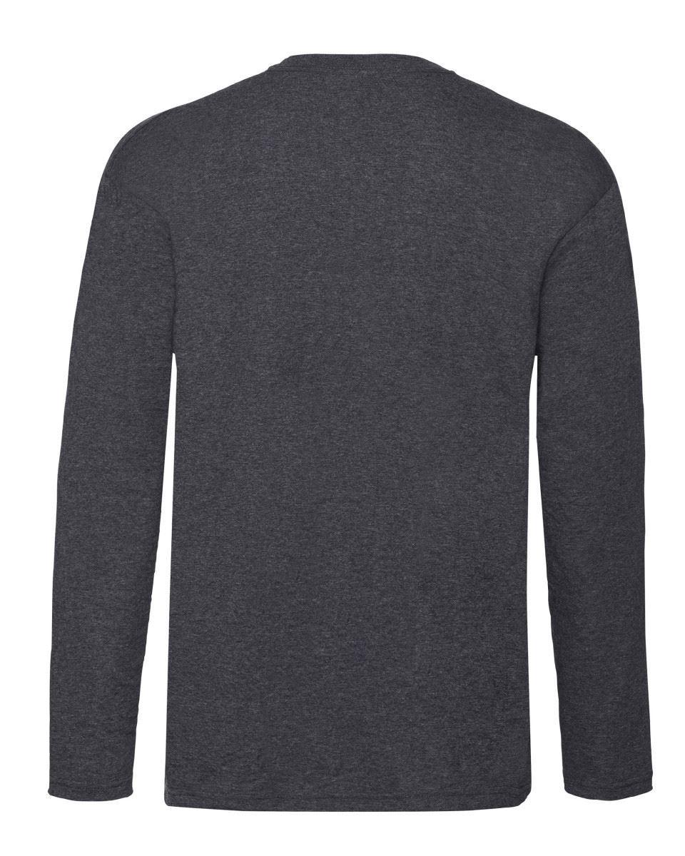 3-Pack-Men-039-s-Fruit-of-the-Loom-Long-Sleeve-T-Shirt-Plain-Tee-Shirt-Top-Cotton thumbnail 23