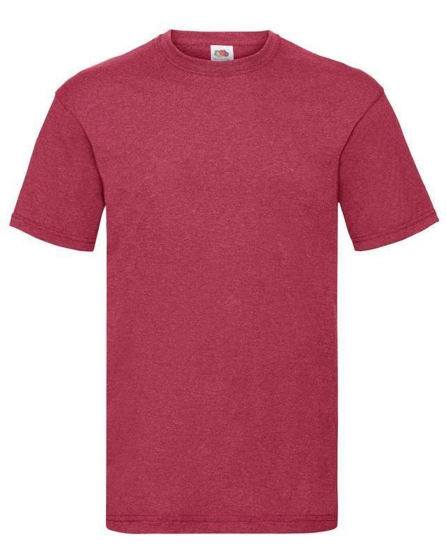 Fruit-of-the-Loom-Cotton-Plain-Blank-Men-039-s-Women-039-s-Tee-Shirt-Tshirt-T-Shirt-NEW thumbnail 170