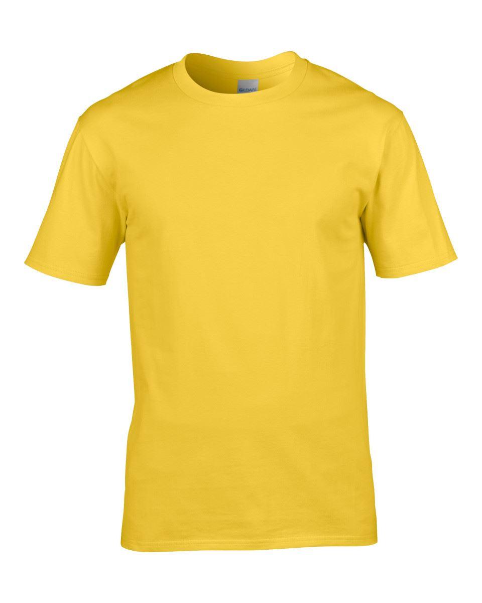 3-Pack-Gildan-Hommes-Femmes-Premium-Softstyle-Ringspun-Plain-T-shirt-en-coton-tee miniature 29