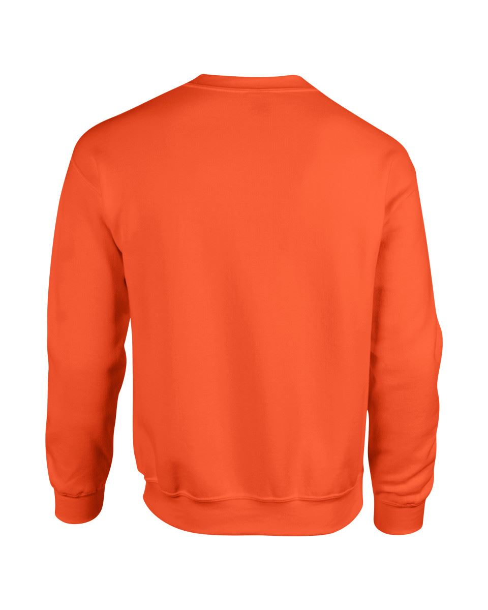 Gildan-Heavy-Blend-Adult-Crew-Neck-Pullover-Sweatshirt-Sweater-Workwear-Uniform thumbnail 131