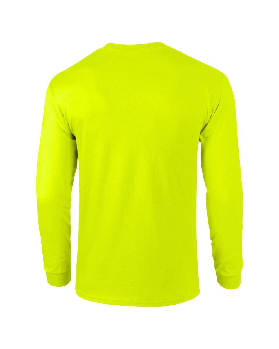 Gildan-Mens-Ultra-Cotton-Adult-Long-Sleeve-Plain-T-Shirt-Tshirt-Cotton-Tee-Shirt thumbnail 102