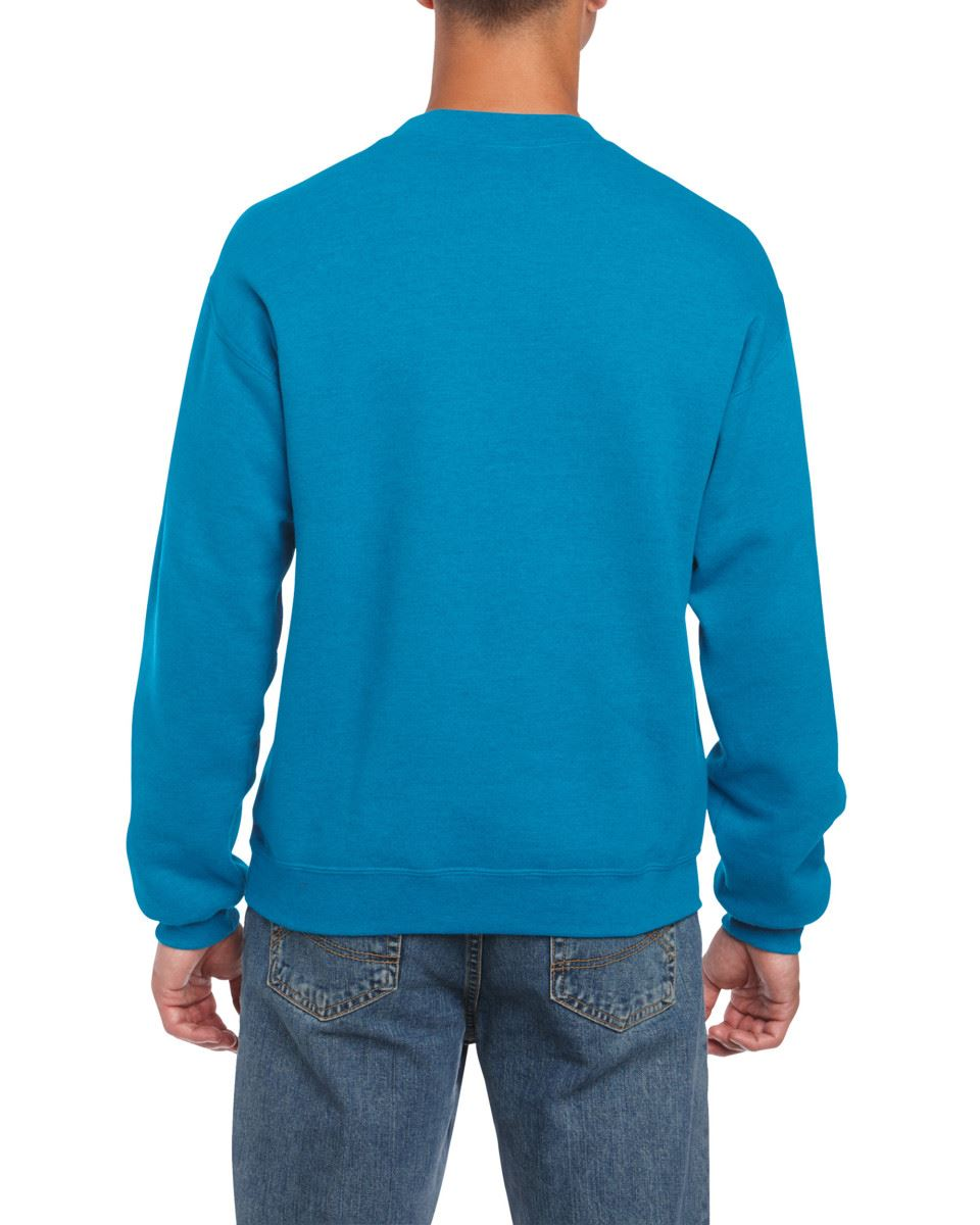Gildan-Heavy-Blend-Adult-Crew-Neck-Pullover-Sweatshirt-Sweater-Workwear-Uniform thumbnail 39