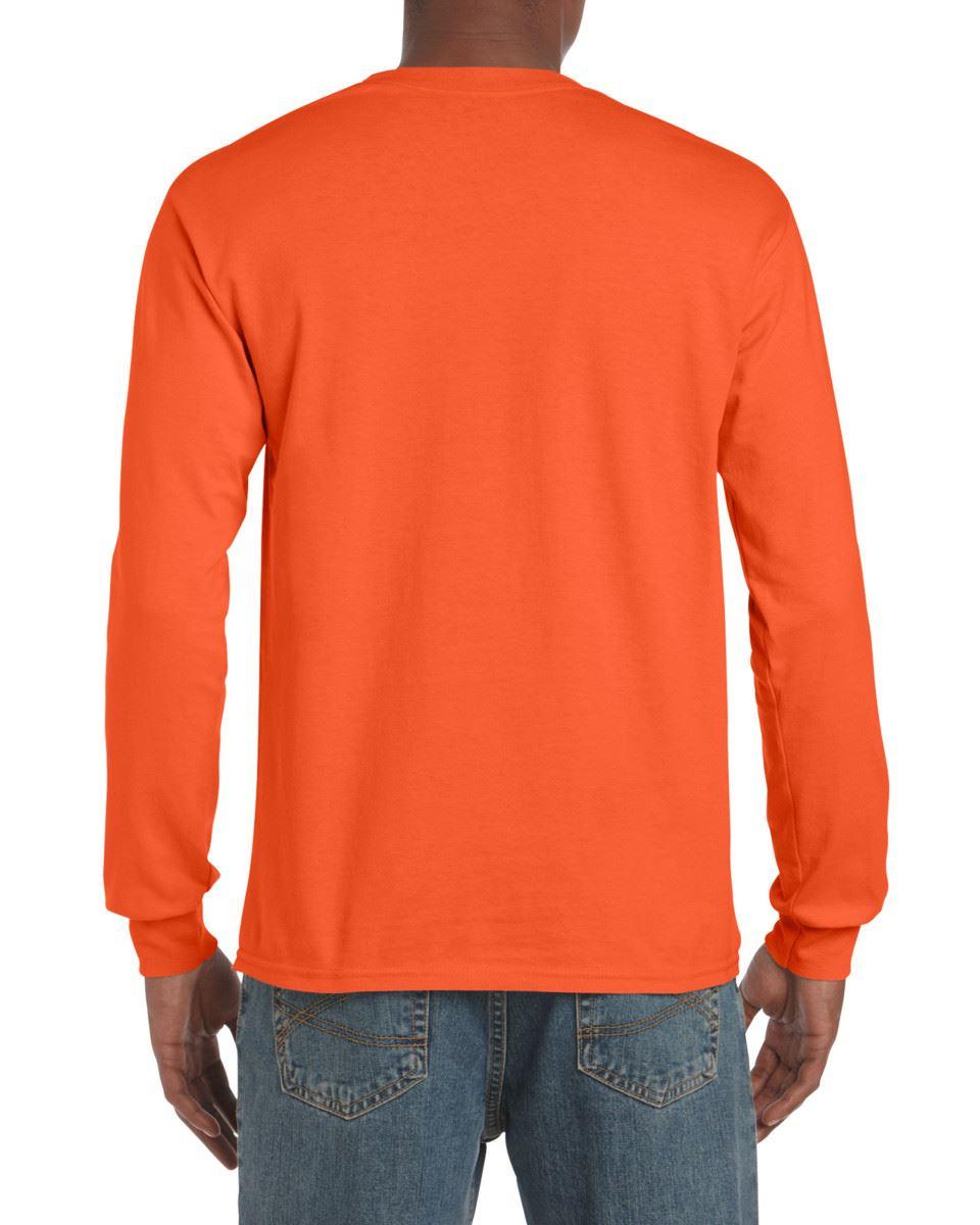 Gildan-Mens-Ultra-Cotton-Adult-Long-Sleeve-Plain-T-Shirt-Tshirt-Cotton-Tee-Shirt thumbnail 94