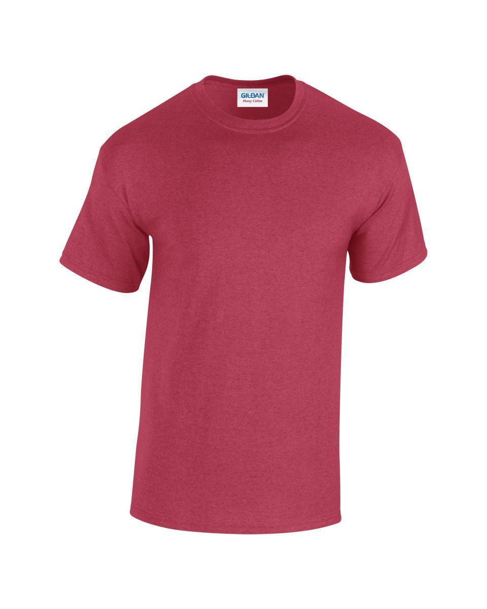 10-Pack-Plain-Gildan-Mens-Heavy-Cotton-Short-Sleeve-Plain-T-Shirt-Tee-T-Shirt thumbnail 14