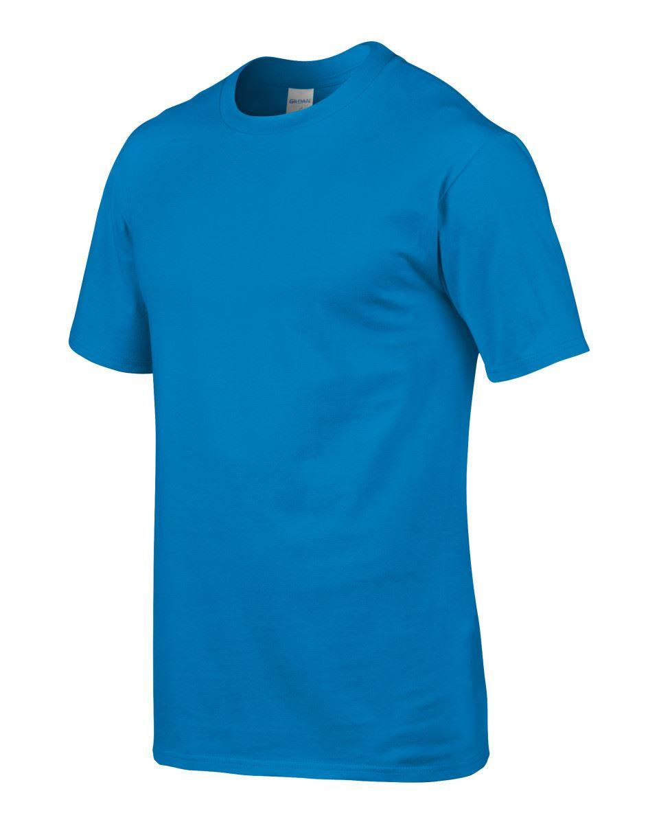 3-Pack-Gildan-Hommes-Femmes-Premium-Softstyle-Ringspun-Plain-T-shirt-en-coton-tee miniature 95