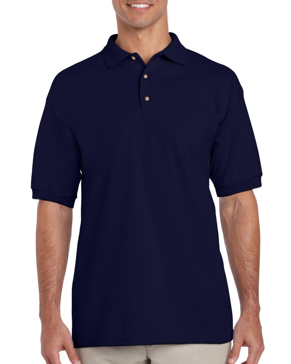5-Pack-Gildan-Ultra-Cotton-Adult-Pique-Plain-Polo-Shirt-Tee-T-Shirt-Ringspun thumbnail 41