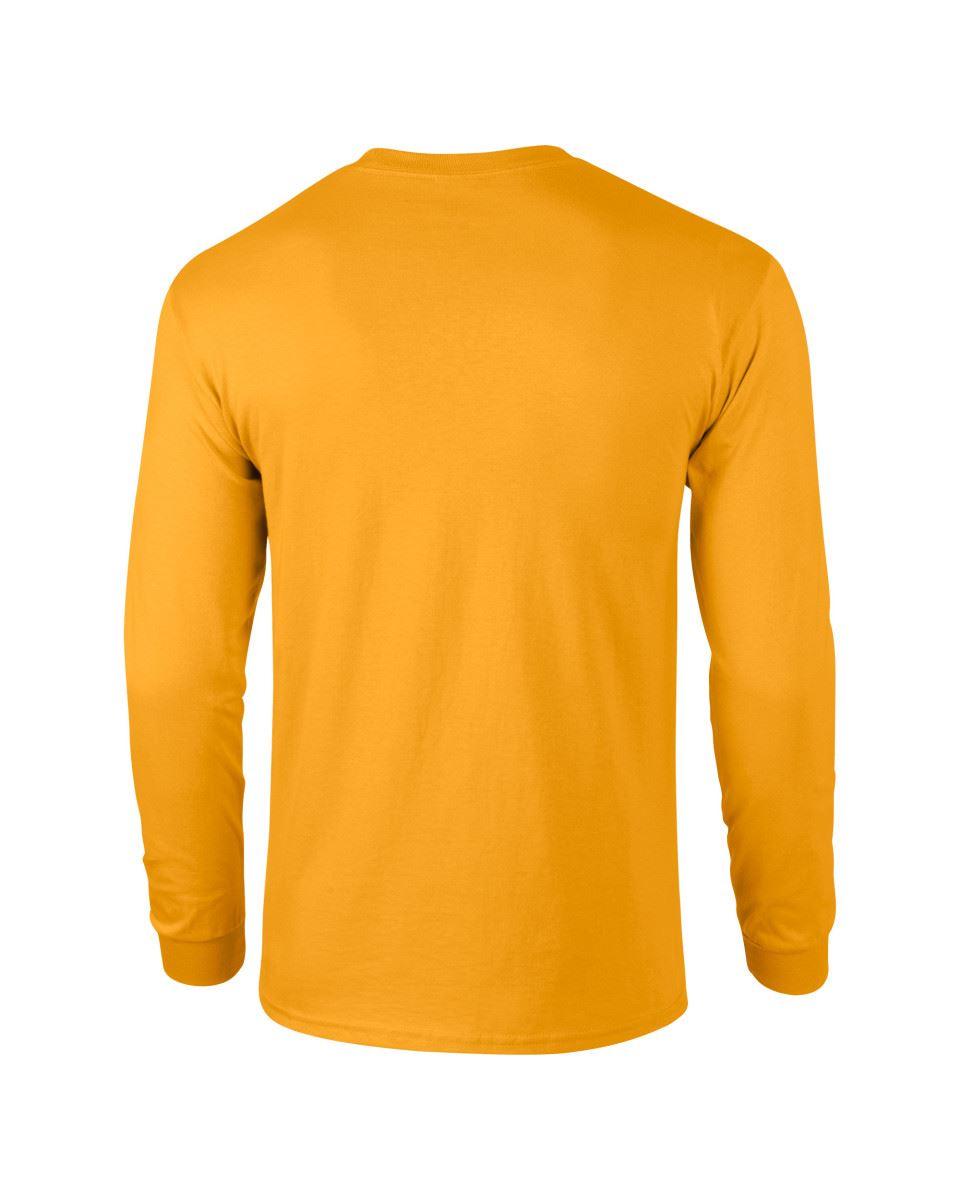 Gildan-Mens-Ultra-Cotton-Adult-Long-Sleeve-Plain-T-Shirt-Tshirt-Cotton-Tee-Shirt thumbnail 72
