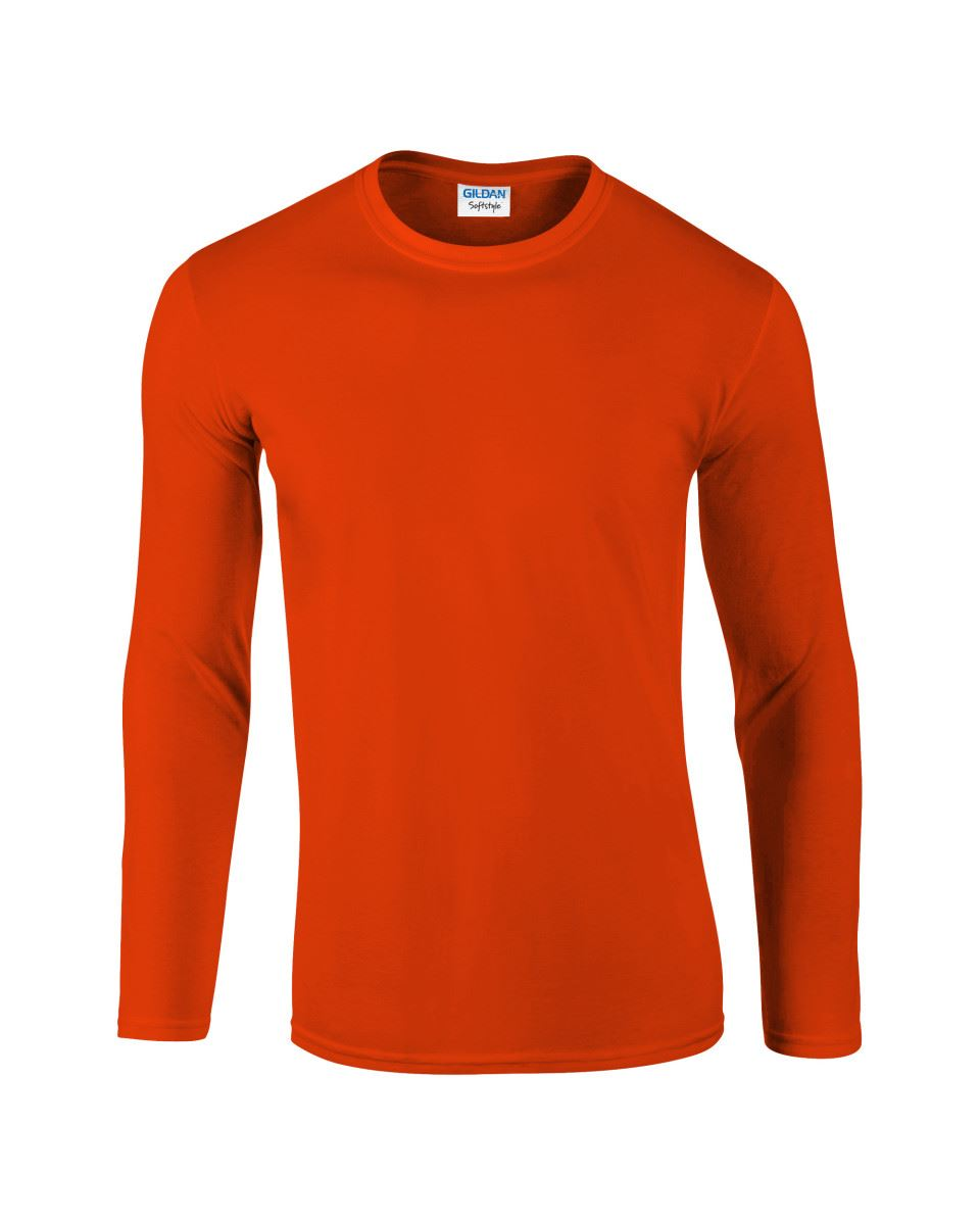 Gildan-MEN-039-S-LONG-SLEEVE-T-SHIRT-SOFT-COTTON-PLAIN-TOP-SLEEVES-CASUAL-NEW-S-2XL thumbnail 23