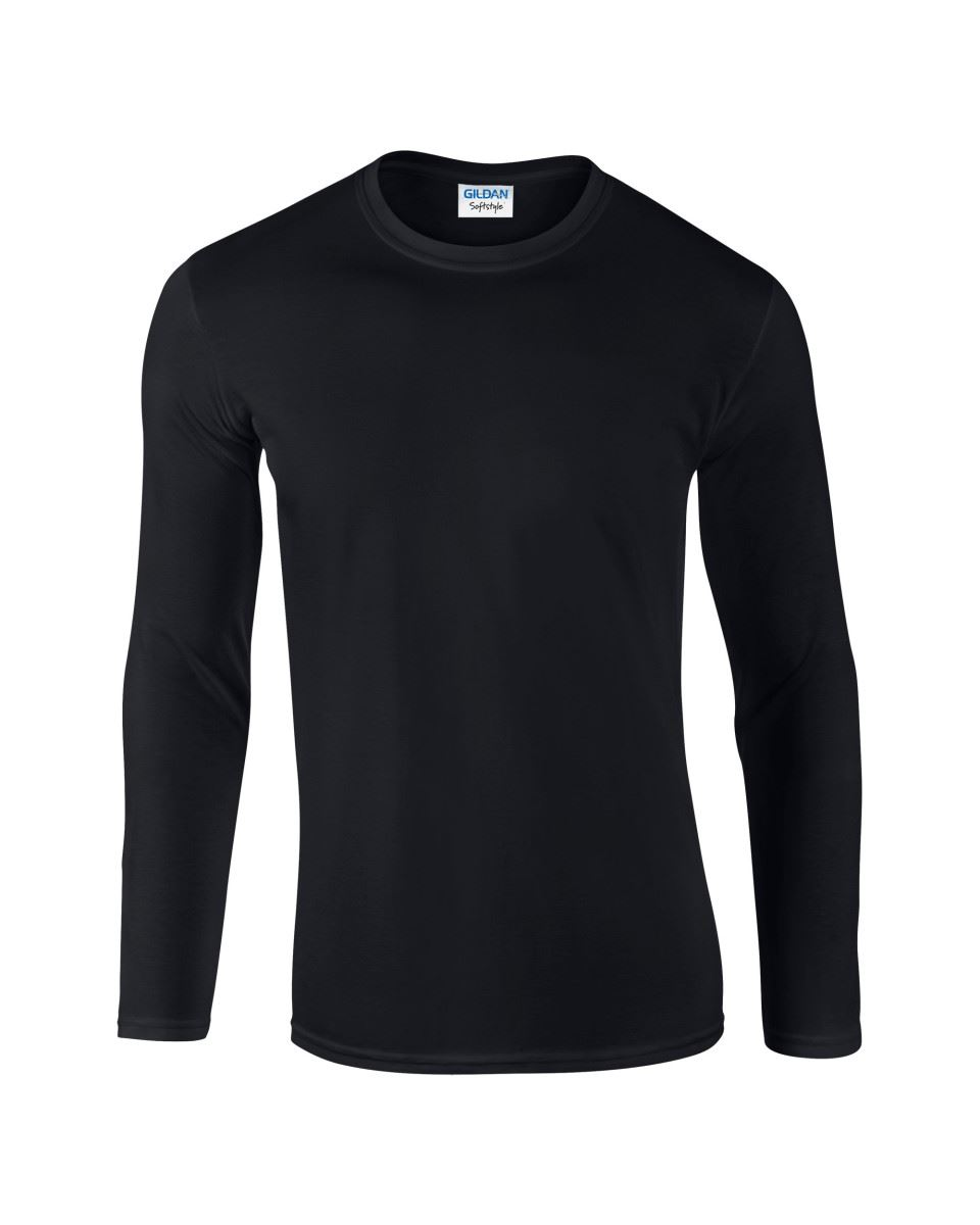 Gildan-MEN-039-S-LONG-SLEEVE-T-SHIRT-SOFT-COTTON-PLAIN-TOP-SLEEVES-CASUAL-NEW-S-2XL thumbnail 8