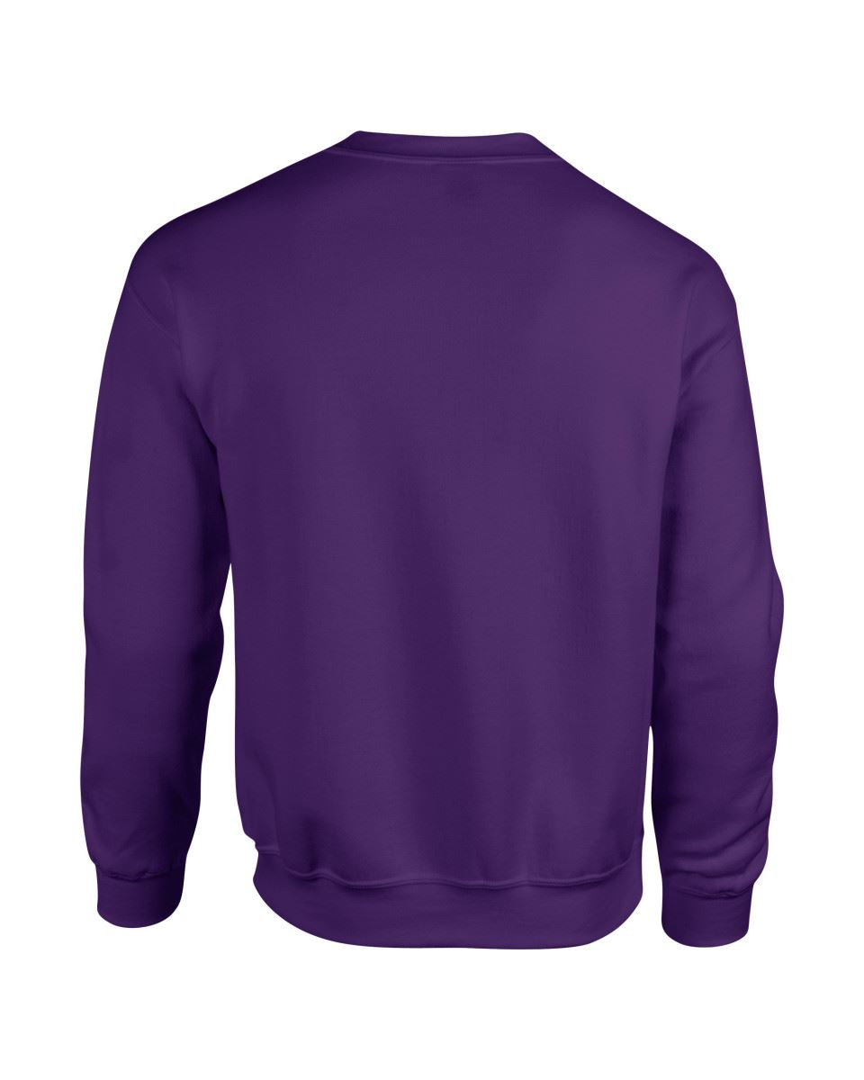 Gildan-Heavy-Blend-Adult-Crew-Neck-Pullover-Sweatshirt-Sweater-Workwear-Uniform thumbnail 136