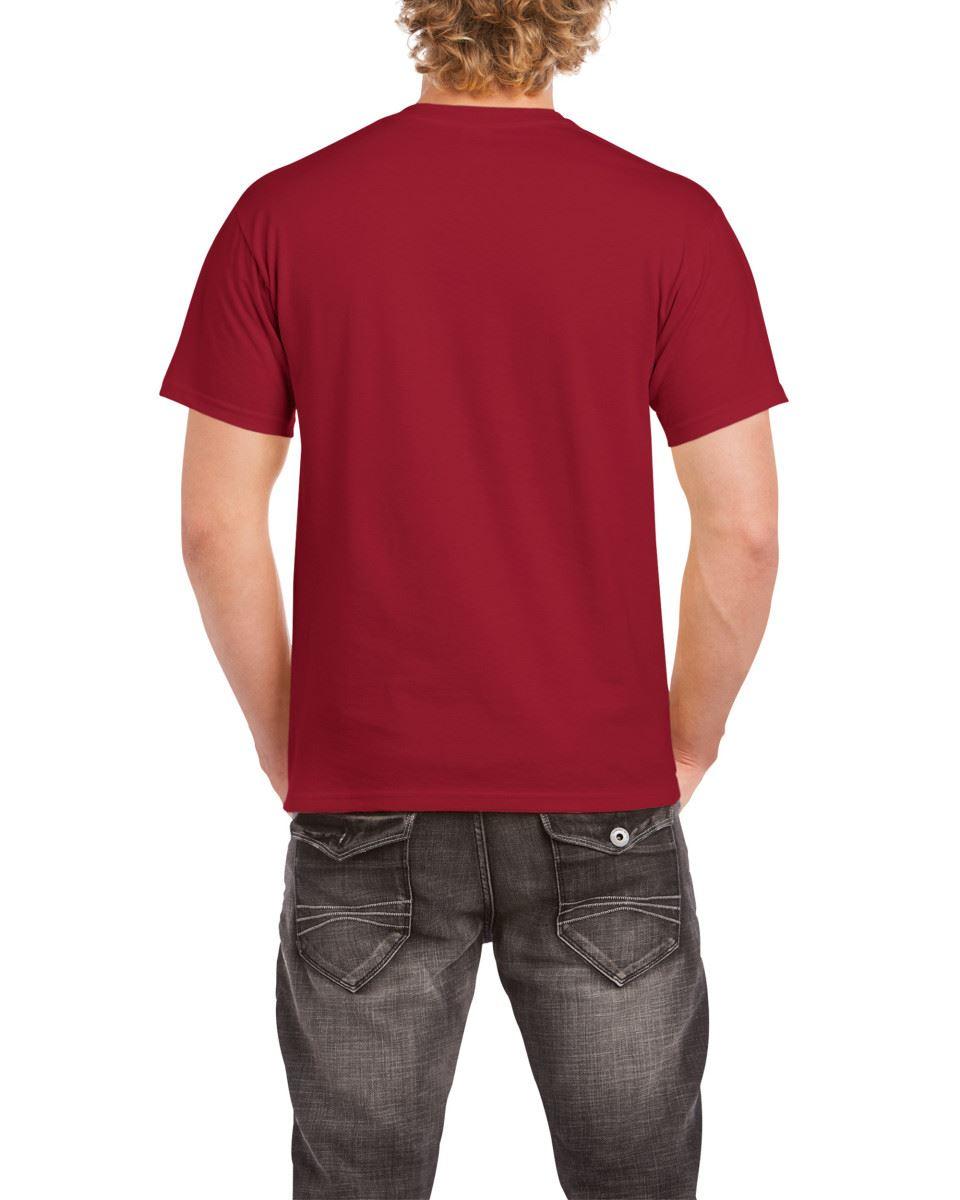 10-Pack-Plain-Gildan-Mens-Heavy-Cotton-Short-Sleeve-Plain-T-Shirt-Tee-T-Shirt thumbnail 43