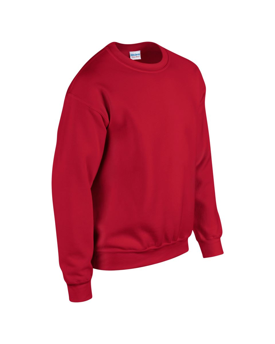 Gildan-Heavy-Blend-Adult-Crew-Neck-Pullover-Sweatshirt-Sweater-Workwear-Uniform thumbnail 58
