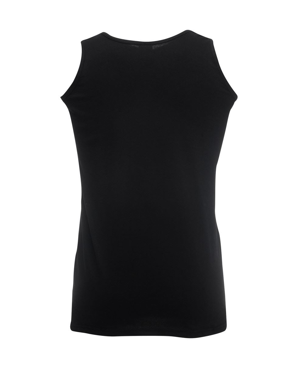 Fruit-of-the-Loom-Plain-Mens-Tank-Tops-Athletic-Vest-Gym-Training-Sports-T-Shirt thumbnail 5