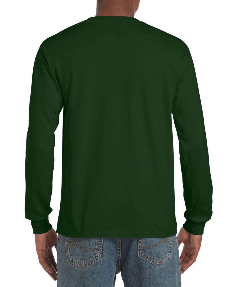 Gildan-Mens-Ultra-Cotton-Adult-Long-Sleeve-Plain-T-Shirt-Tshirt-Cotton-Tee-Shirt thumbnail 64