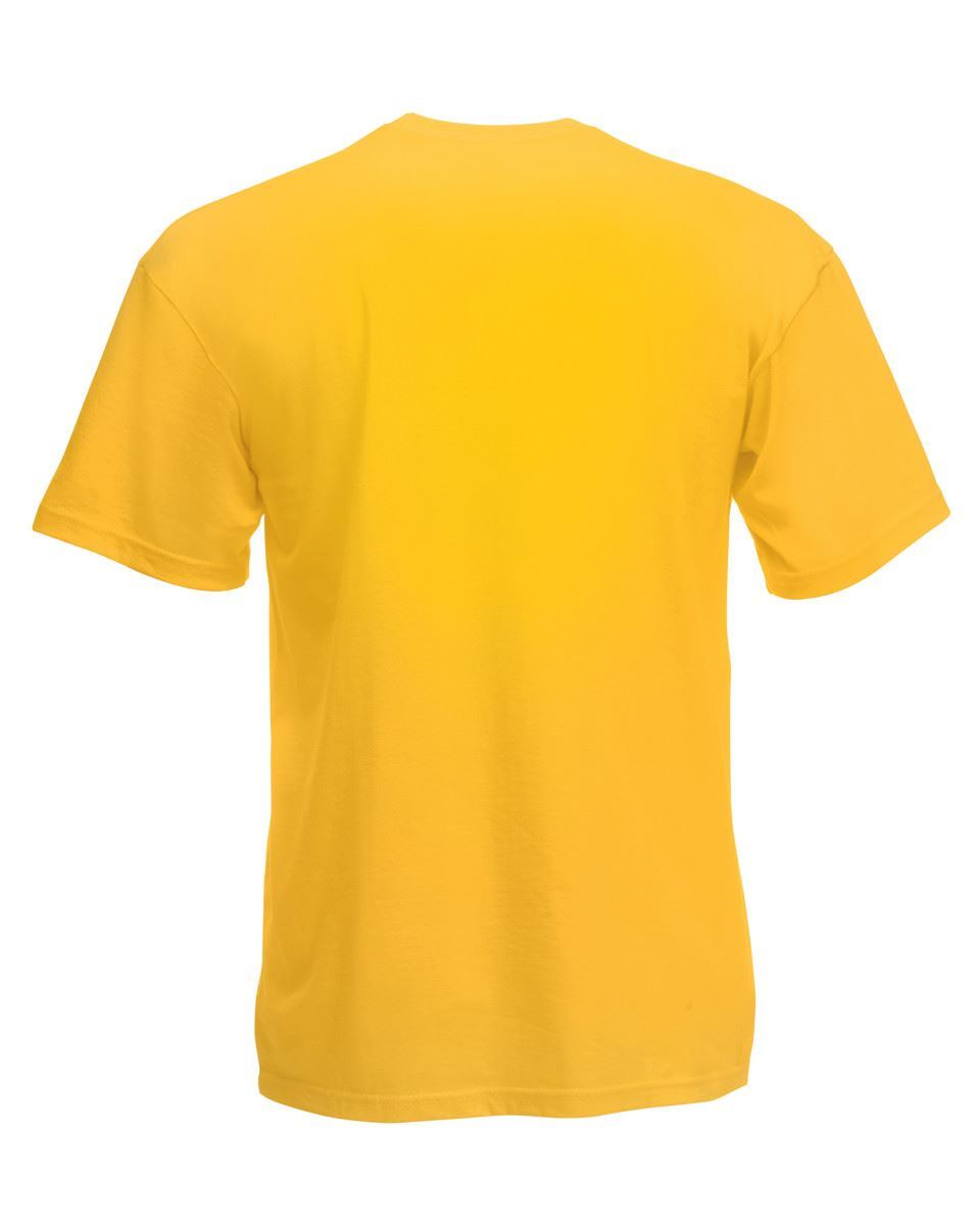 5-Pack-Men-039-s-Fruit-of-the-Loom-Plain-100-Cotton-Blank-Tee-Shirt-Tshirt-T-Shirt thumbnail 296