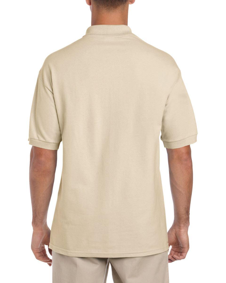 5-Pack-Gildan-Ultra-Cotton-Adult-Pique-Plain-Polo-Shirt-Tee-T-Shirt-Ringspun thumbnail 62