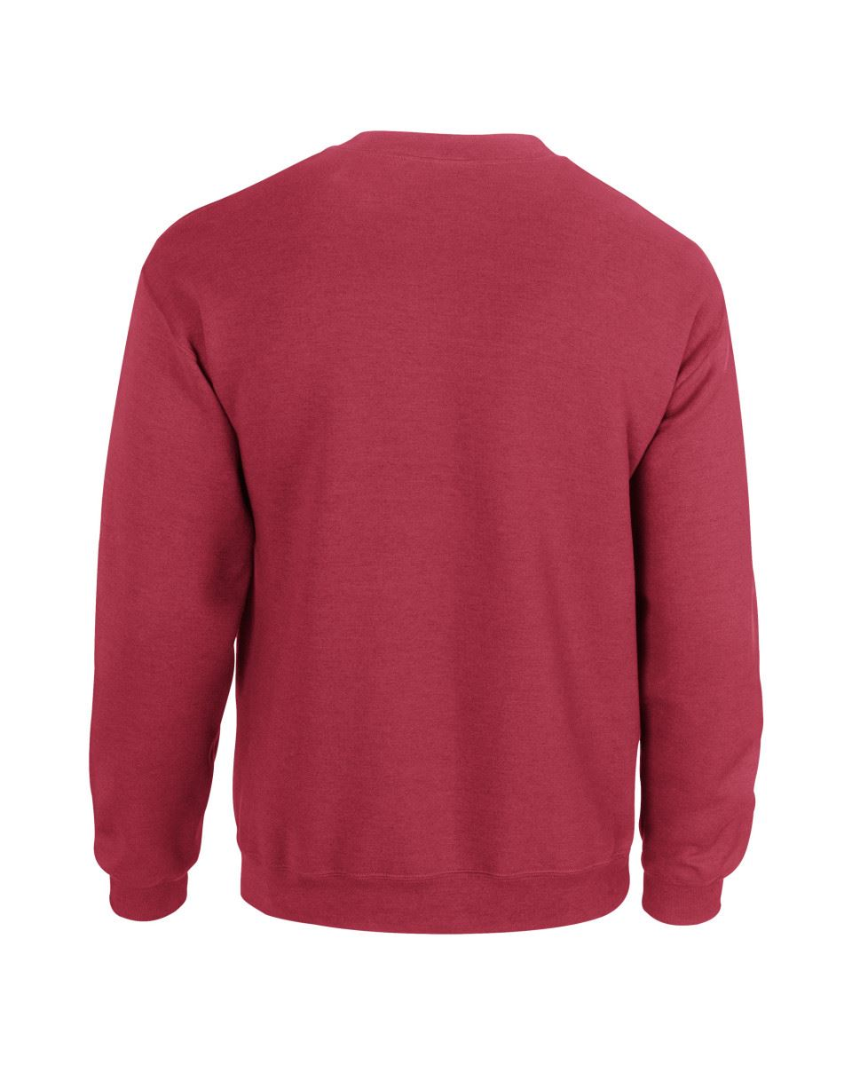 Gildan-Heavy-Blend-Adult-Crew-Neck-Pullover-Sweatshirt-Sweater-Workwear-Uniform thumbnail 37