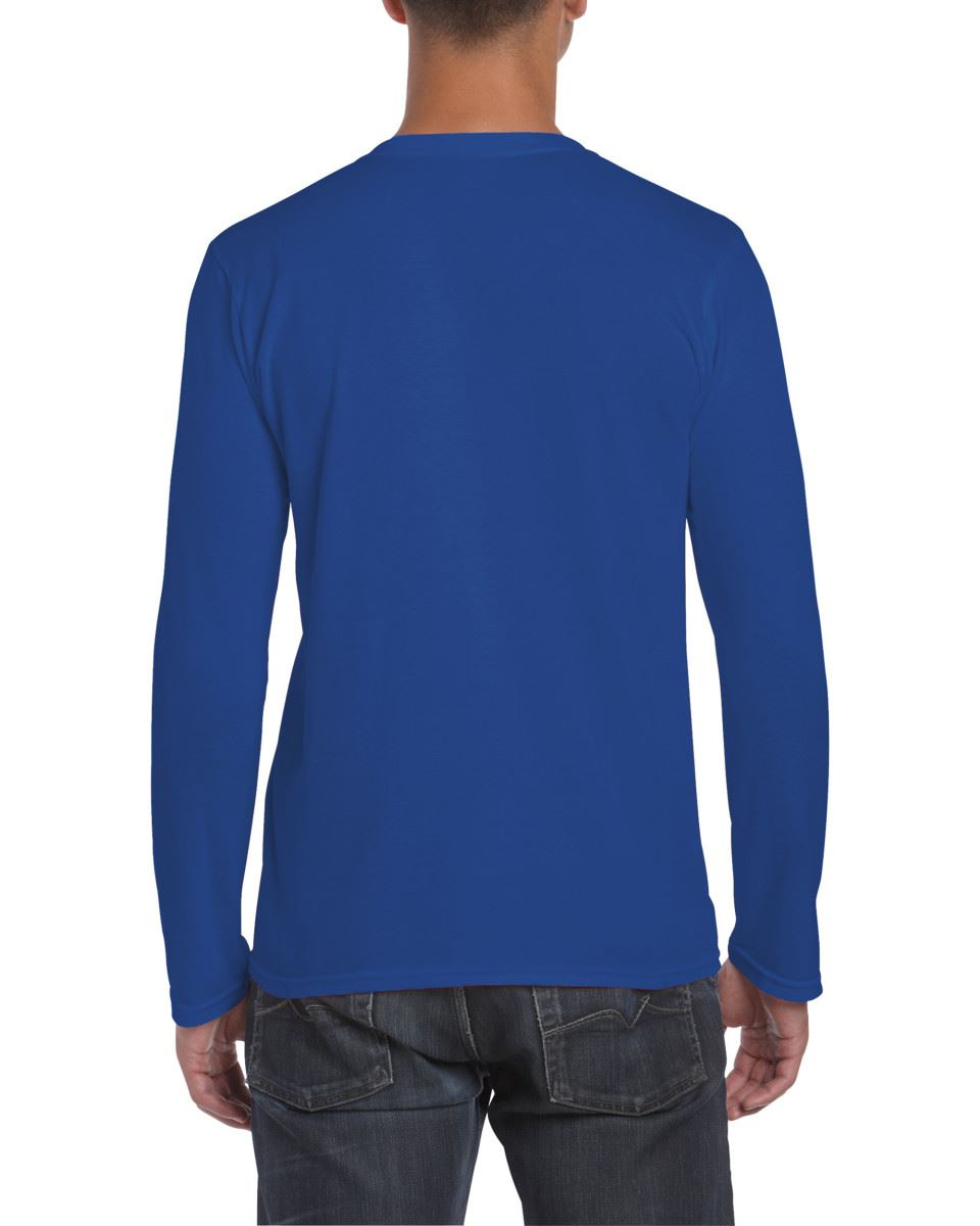 Gildan-MEN-039-S-LONG-SLEEVE-T-SHIRT-SOFT-COTTON-PLAIN-TOP-SLEEVES-CASUAL-NEW-S-2XL thumbnail 38
