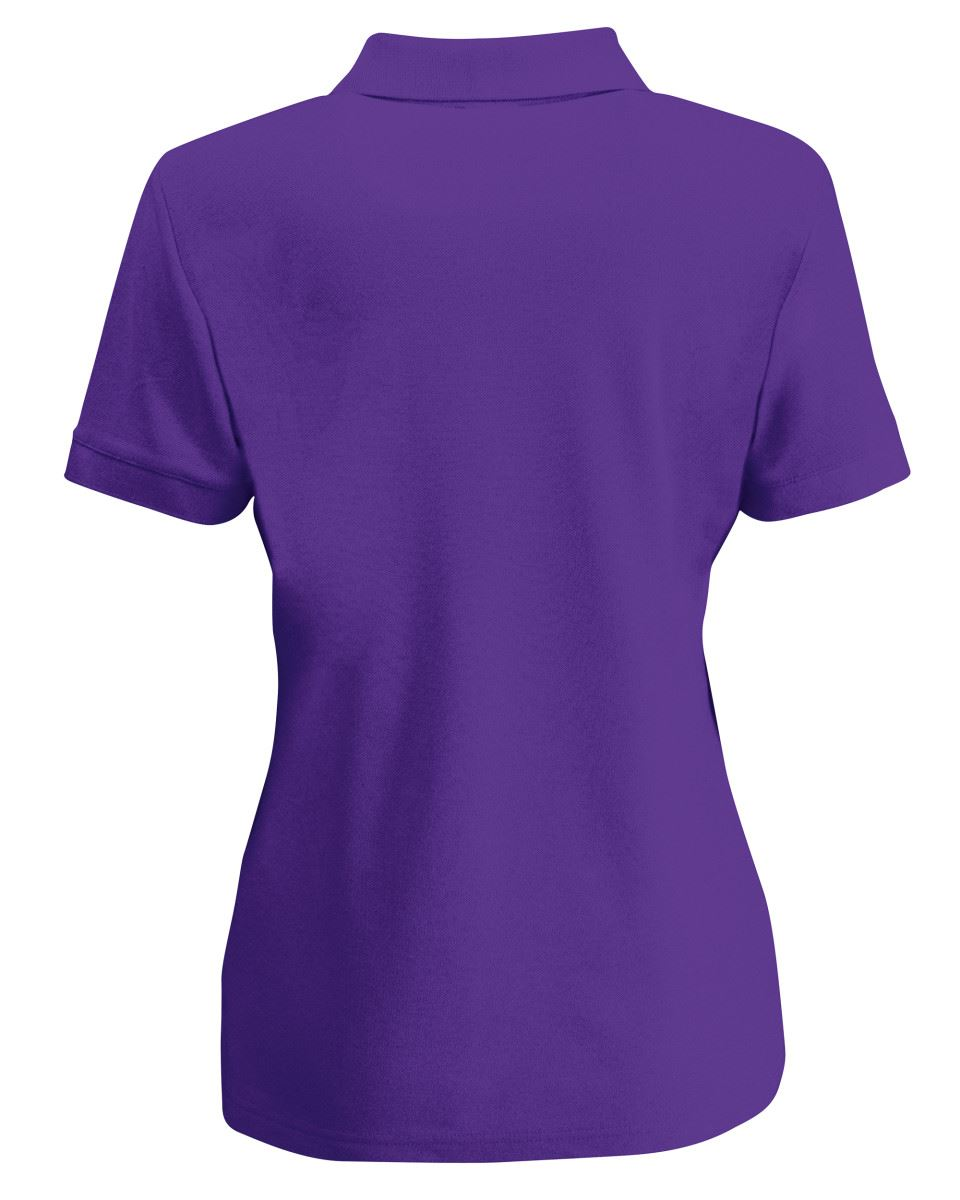 Fruit-Of-The-Loom-Ladies-Lady-Fit-Premium-Pique-Cadat-Collar-Polo-Shirts-T-shirt thumbnail 15
