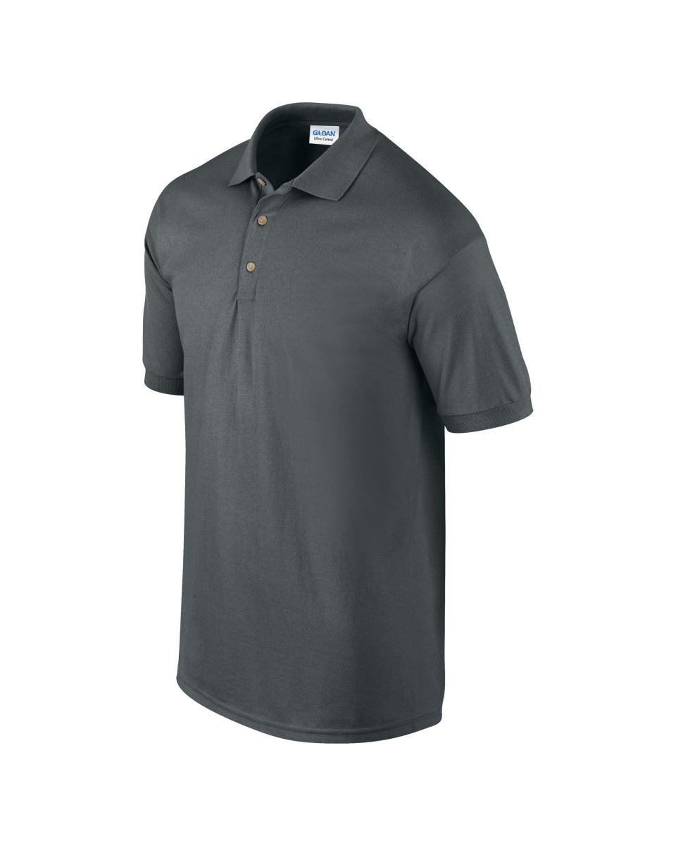 5-Pack-Gildan-Ultra-Cotton-Adult-Pique-Plain-Polo-Shirt-Tee-T-Shirt-Ringspun thumbnail 20