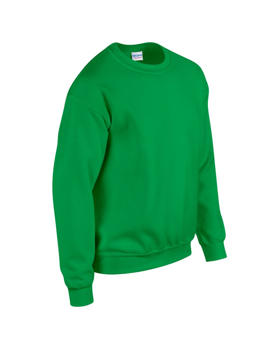 Gildan-Heavy-Blend-Adult-Crew-Neck-Pullover-Sweatshirt-Sweater-Workwear-Uniform thumbnail 100