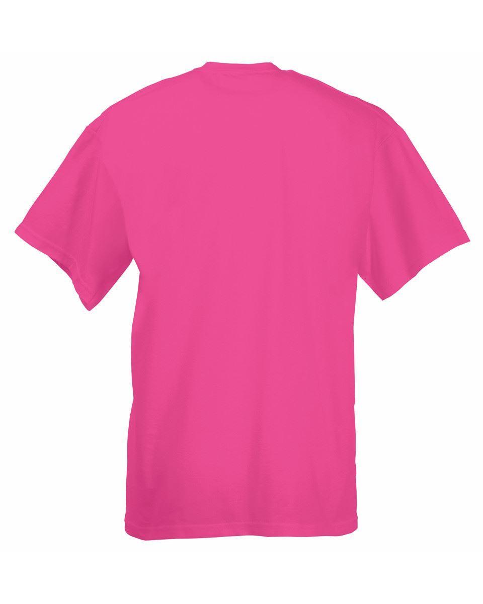 5-Pack-Men-039-s-Fruit-of-the-Loom-Plain-100-Cotton-Blank-Tee-Shirt-Tshirt-T-Shirt thumbnail 122