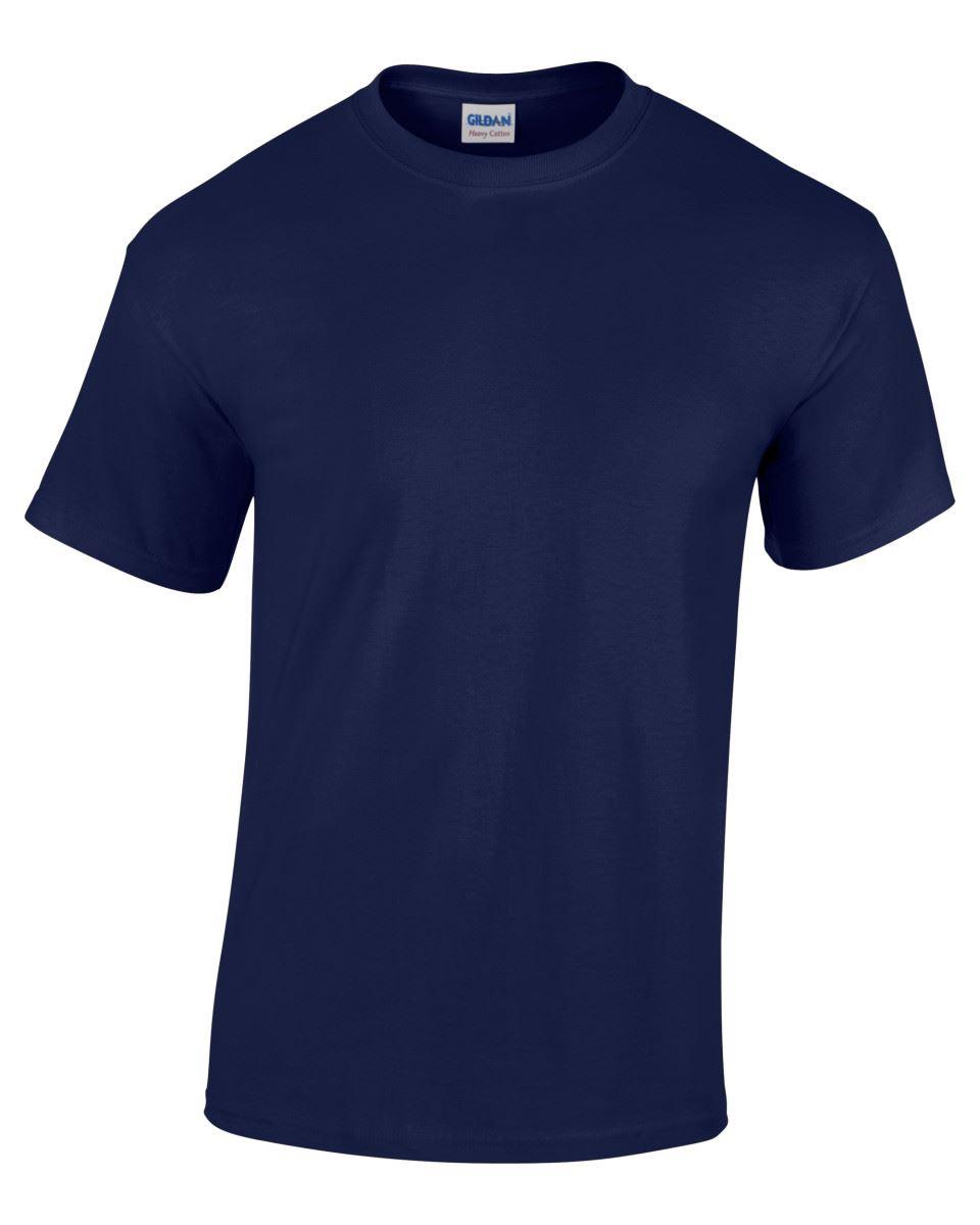 10-Pack-Plain-Gildan-Mens-Heavy-Cotton-Short-Sleeve-Plain-T-Shirt-Tee-T-Shirt thumbnail 59